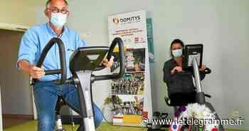 À Landerneau, Fleur de Lin dans la roue d'un cycliste diabétique - Le Télégramme