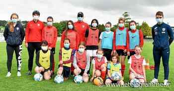 Landerneau - Le football féminin attire de nouvelles pratiquantes à Landerneau et Dirinon - Le Télégramme
