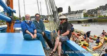 Landerneau - Le Dalh Mad reprend la mer et embarquera à nouveau - Le Télégramme