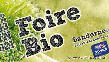 La Foire Bio de Landerneau pour soutenir Diwan les 12 et 13 juin - France Bleu