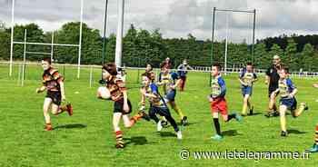 À Landerneau, l'ovalie fait toujours recette chez les jeunes rugbymen - Le Télégramme