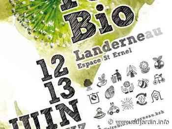 Foire Bio 2021 à LANDERNEAU - 12/06 au 13/06/2021 - Au Jardin
