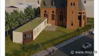 Auf dem Weg zur Kiezkirche: Johanniskirche in Eberswalde steht auch Nichtgläubigen offen - moz.de