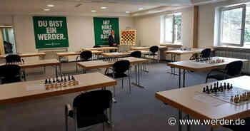 Werder lebt - Trainingsstart in der Schachabteilung
