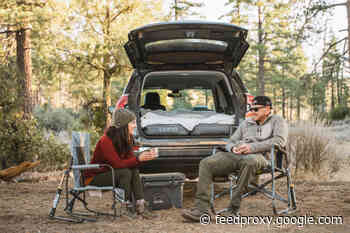 Luno Reveals Car Camping Air Mattress, Window Screen, Fan Accessories