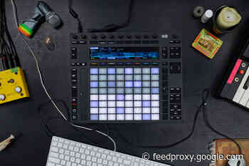 Producer Spotlight: Ableton Live 11 And The Enduring Pull Of The Push 2