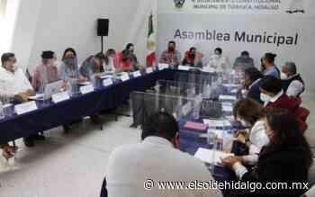 En Tizayuca no aguantaron austeridad: se suben dieta - El Sol de Hidalgo