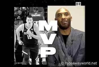 Challenge Complete: In 2019, Kobe Bryant Told Nikola Jokic To Win The MVP - Fadeaway World