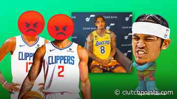 Jazz guard Jordan Clarkson's Kobe Bryant-inspired troll of Clippers - ClutchPoints