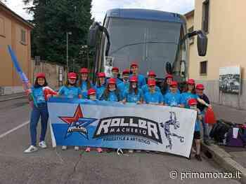Roller Macherio, esordio col botto ai campionati di Freestyle - Prima Monza