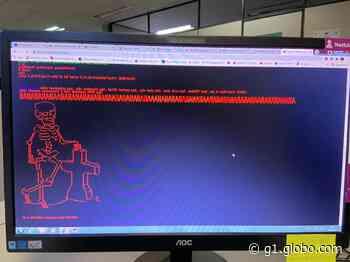 Site da Prefeitura de Belo Horizonte é invadido por hackers pela segunda vez nesta semana - G1