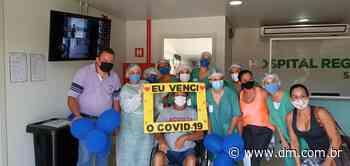 Em nove dias, Hcamp de Itumbiara registra 71 pacientes curados da Covid-19 - DM.com.br