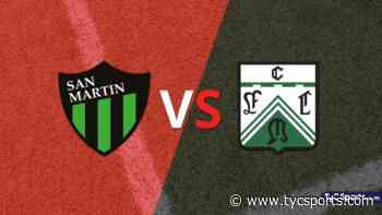 San Martín (SJ) recibirá a Ferro por la Zona B - Fecha 12 - TyC Sports
