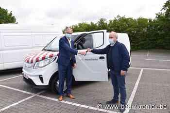 Merelbeke investeert in duurzaam wagenpark - Bouwkroniek