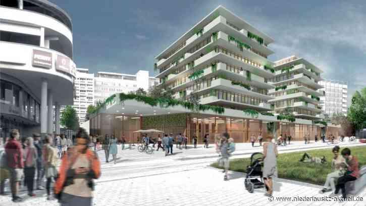 Neue Pläne für Cottbuser Innenstadtbrache