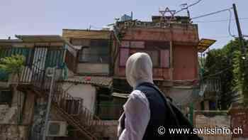 Sheij Jarrah, un barrio palestino en vilo en Jerusalén Este - swissinfo.ch