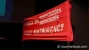 3e journée de grève pour les enseignants de Montmorency - Courrier Laval