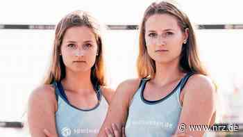 Lena und Sarah Overländer kamen in Marl auf Platz drei - NRZ News