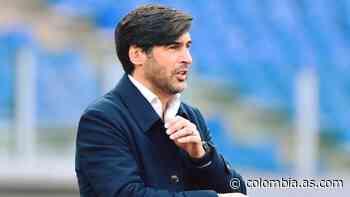 Paulo Fonseca sería el DT de Davinson Sánchez en Tottenham - AS Colombia