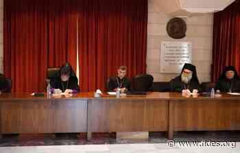 ASIA/LÍBANO - Patriarcas y obispos en consejo para preparar el próximo encuentro con el Papa sobre la crisis libanesa - Agenzia Fides