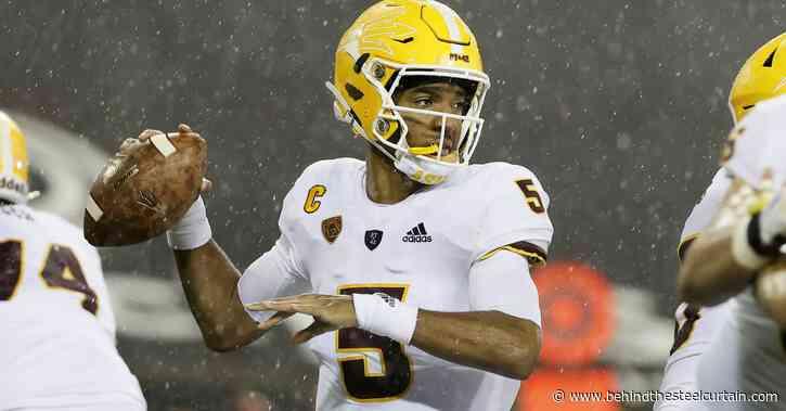 Steelers 2022 NFL Draft QB Preview: Arizona State QB Jayden Daniels