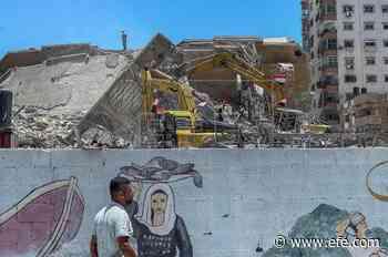 Facciones palestinas negocian en El Cairo sobre la reconstrucción de Gaza - Agencia EFE