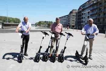 Opnieuw deelsteps in Bredene - Focus en WTV