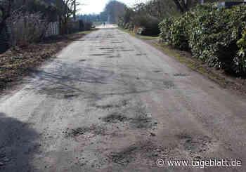 Sperrung im Grasweg in Ottensen verlängert - Buxtehude - Tageblatt-online