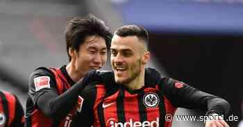 Eintracht Frankfurt: Warum die Personalie Kostic so knifflig ist - SPORT1