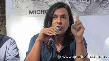 Pide Yeyo Pimentel pruebas sobre presunta narcoelección - Quadratín - Quadratín Michoacán