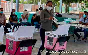 Isaac Pimentel, alcalde de Ayala y candidato a reelección, pide aceptar resultados - El Sol de Cuautla