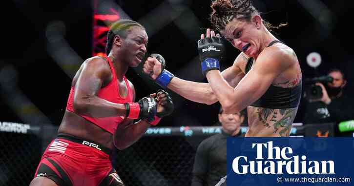 Olympic boxing champion Claressa Shields wins MMA debut by TKO