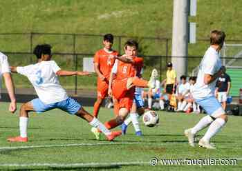 Kettle Run boys soccer falls in district semis to Millbrook, 1-0 - Fauquier Times