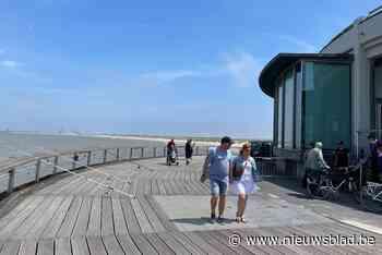 Extra restauratie én subsidie van bijna 400.000 euro voor de Pier: ook achterkant kopgebouw wordt onder handen genomen