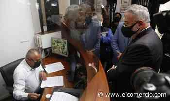 Arturo Cabrera, presidente del TCE, revisará consulta de Alcalde de Quito - El Comercio - El Comercio (Ecuador)