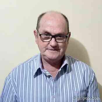 Vereador de Taquarivaí com Mal de Parkinson morre de Covid - G1