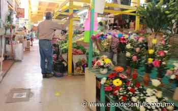Ya atienden mercado de la Merced - El Sol de San Luis