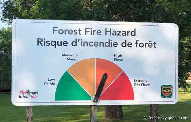 Northwest Fire Region –June 10, 2021 – Wildfire Update