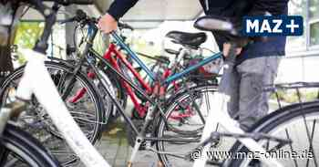 Nächtlicher Fahrraddiebstahl in Oranienburg - Märkische Allgemeine Zeitung