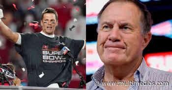 Tom Brady enfrentará en octubre a los Patriotas de Nueva Inglaterra - Multimedios