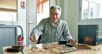 Michel Fièvre, auteur du jeu de société Magar, en dédicace samedi - Le Télégramme