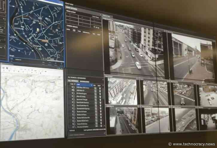 MA Fusion Center Assists Setup For Live Monitoring Of Springfield Students