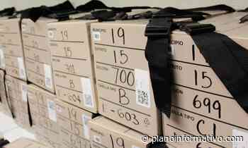 Abrirán 168 paquetes electorales en Rioverde de elección para gobernador - Plano informativo