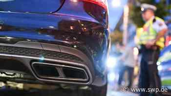 Autoposer in Gaildorf: Nächtliche Unruhe: Stadtrat Baumann fordert ein Konzept - SWP