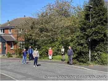 Blackburn: legal protection promised for housing estate open space