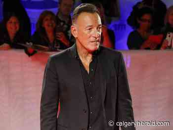 Bruce Springsteen working on new music with The Killers and John Mellencamp - Calgary Herald
