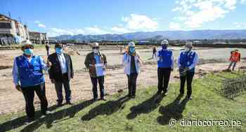 Junín: EsSalud anuncia que el Hospital Modular de Jauja estará listo el próximo mes de julio - Diario Correo