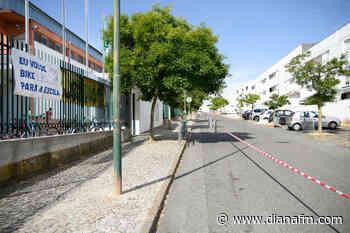 Reforçada segurança rodoviária junto à Escola André de Resende - DianaFM