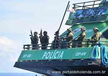 Justiça determina que Amazonas suspenda operações policiais em Nova Olinda - Portal do Holanda