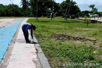Prefeitura de Olinda realiza serviços de Manutenção Urbana em toda cidade - Prefeitura de Olinda
